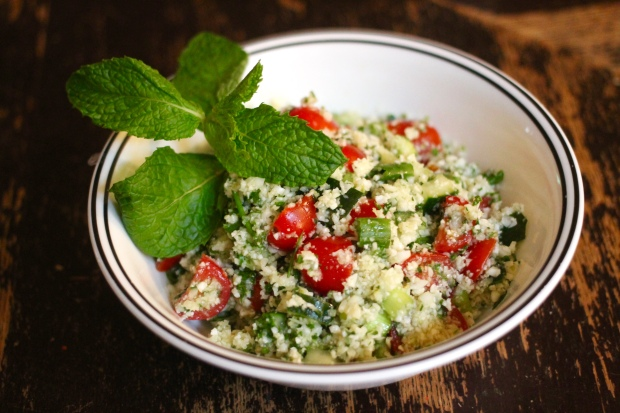 cauliflower cous cous