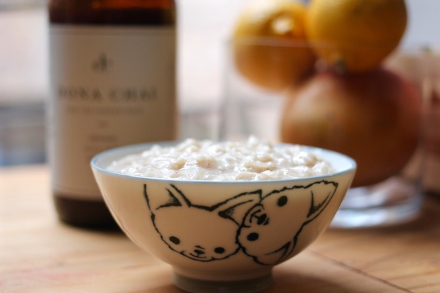 chai rice pudding dona chai