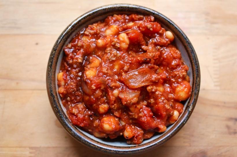 chickpea chili