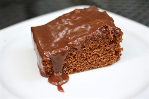 milk chocolate cake caramel