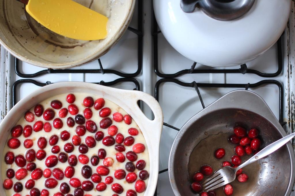 cranberry cobbler dessert martha stewart