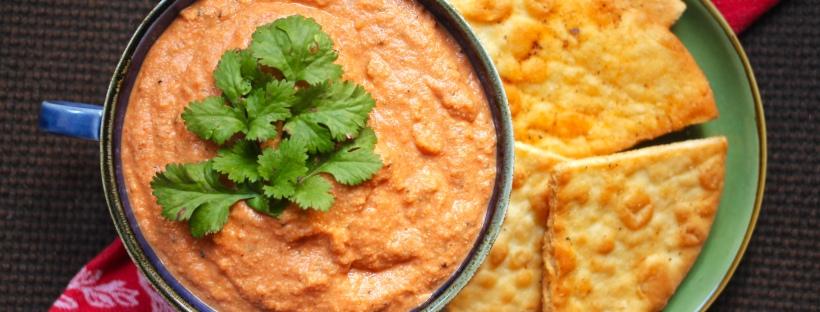 cream of tomato soup cashew cream vegan