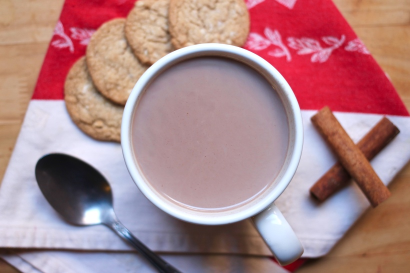 Chai-Infused Hot Cocoa [Single Serving]