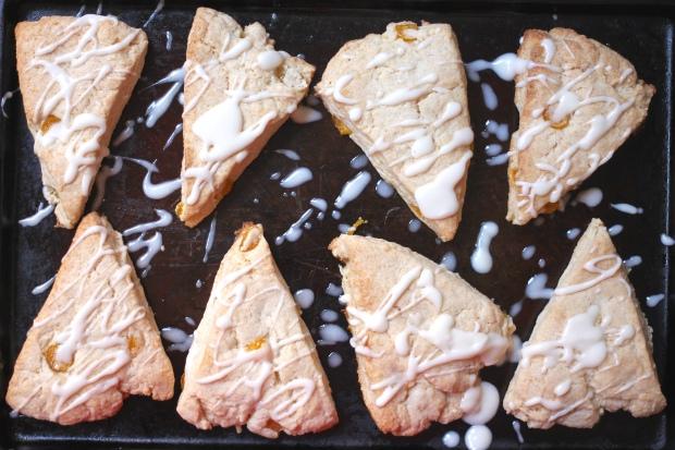husk cherry scones