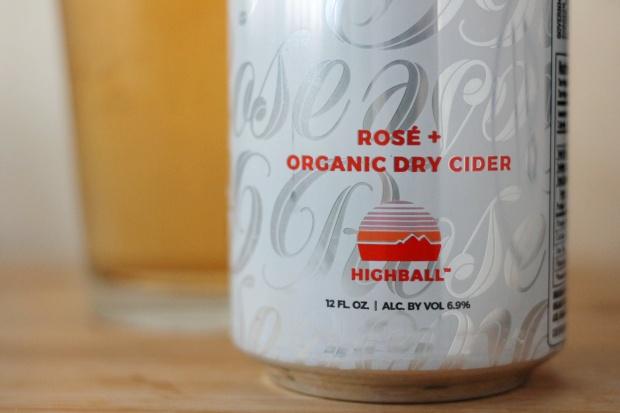 Rosé by Peak Organic Brewing Co.